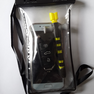 KSV – Waterproof smartphone pouch IP68